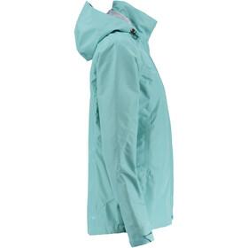 Kaikkialla Vanna 2 Layer Jacket Dame light blue